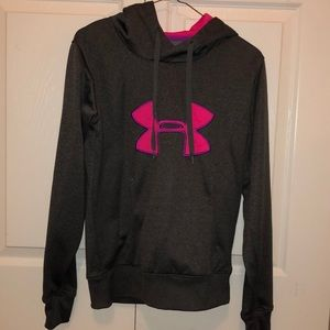 women's under armour sweatshirt!